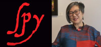 Betty Huang Studio B Art Gallery interview with Talbot Spy