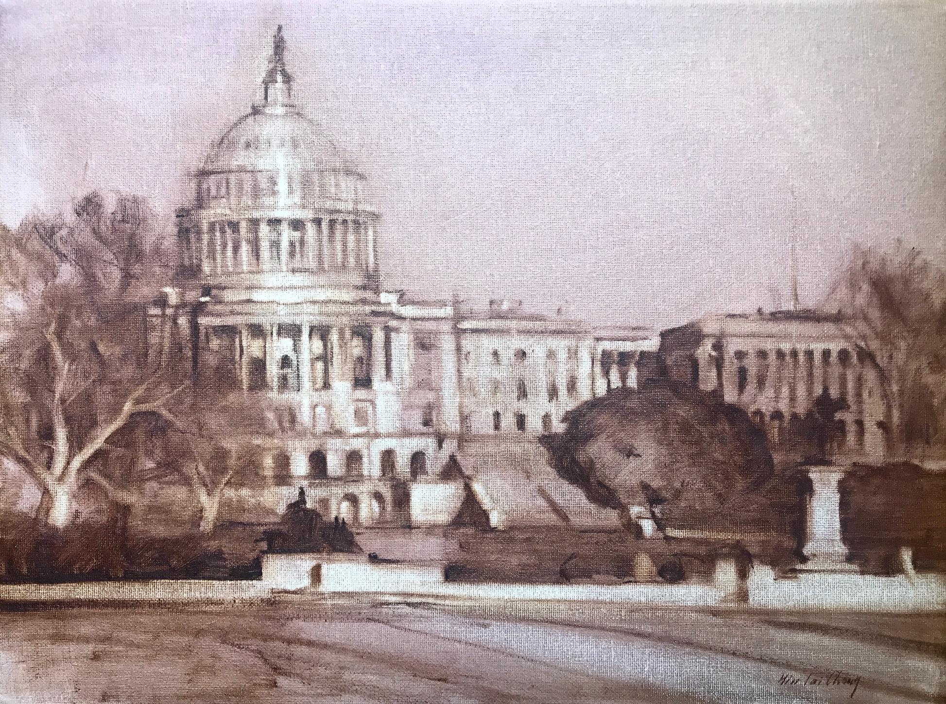The Capitol by Hiu Lai Chong